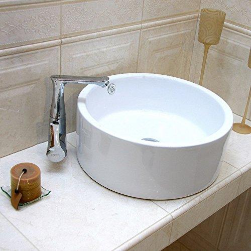 lavita keramik waschbecken weiss 42 cm 470856. Black Bedroom Furniture Sets. Home Design Ideas