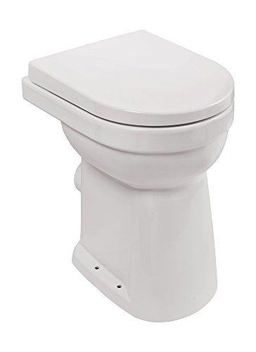 stand wc set lidano 10 cm erh htes wc wei inklusive wc sitz f r senioren und gro e. Black Bedroom Furniture Sets. Home Design Ideas
