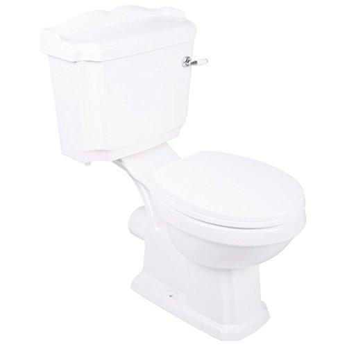 wc toilette wand stand wc wc sitz aufputz sp lkasten. Black Bedroom Furniture Sets. Home Design Ideas