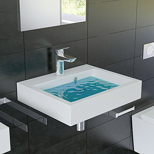 waschbecken eckig kaufen waschbecken eckig online ansehen. Black Bedroom Furniture Sets. Home Design Ideas