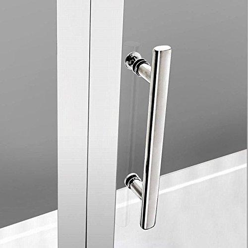 100x80x195cm duschkabine duschabtrennung eckdusche nano. Black Bedroom Furniture Sets. Home Design Ideas