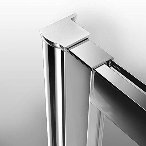120x120x185cm eckeinstieg duschkabine duschabtrennung schiebet r eckdusche ns10. Black Bedroom Furniture Sets. Home Design Ideas