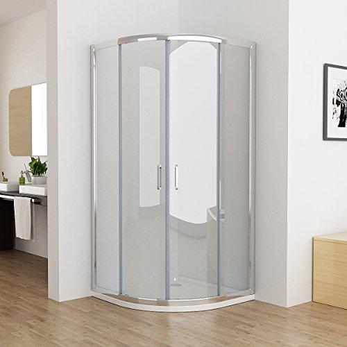 90 x 90 cm duschkabine runddusche duschabtrennung. Black Bedroom Furniture Sets. Home Design Ideas