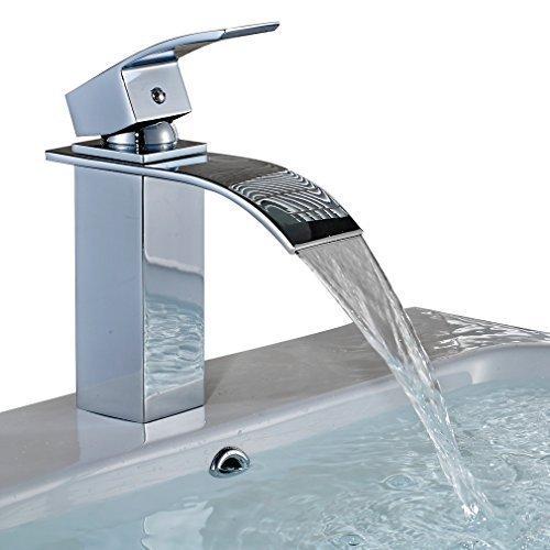 Auralum® Elegant Einhebel Mischbatterie Wasserhahn Armatur ...
