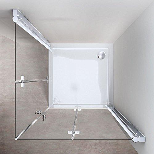 bth 90x90x190cm design duschabtrennung ravenna26 esg. Black Bedroom Furniture Sets. Home Design Ideas