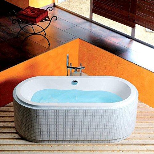 ovale badewannen kaufen ovale badewannen online ansehen. Black Bedroom Furniture Sets. Home Design Ideas