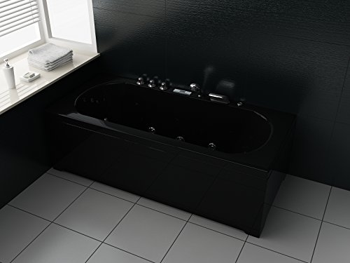 badewanne wanne whirlpool eckbadewanne pool whirlwanne acryl f r 2 personen. Black Bedroom Furniture Sets. Home Design Ideas