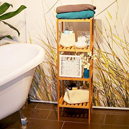 Badregal Bambus |