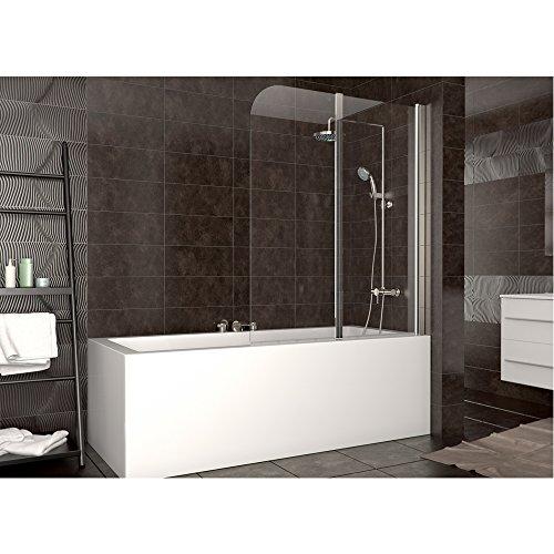 Badewanne mit dusche kaufen badewanne mit dusche online for Duschabtrennung badewanne