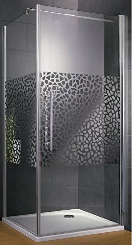 duschkabine dusche 80x80 eckeinstieg duschabtrennung glas esg schulte. Black Bedroom Furniture Sets. Home Design Ideas