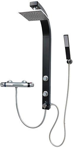 Bekannt Duschpaneel Brausepaneel Duschsäule Duschsystem Komplettdusche SD03