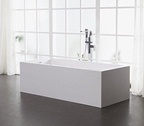 Mineralguss Badewanne freistehende badewanne aus mineralguss kzoao-1007 » badezimmer1.de