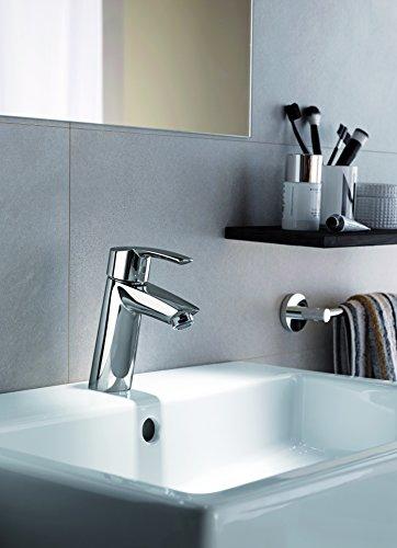 grohe start waschtischarmatur mit zugstange gr e m 23455000. Black Bedroom Furniture Sets. Home Design Ideas