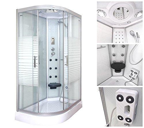 Duschtempel | Luxus Dusche  | Dusche mit Sitzgelegenheit