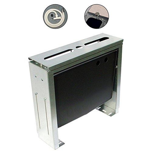 komplettset 4 loch armatur wannenrandarmatur inkl montageblock wannenarmatur wannenbatterie f r. Black Bedroom Furniture Sets. Home Design Ideas