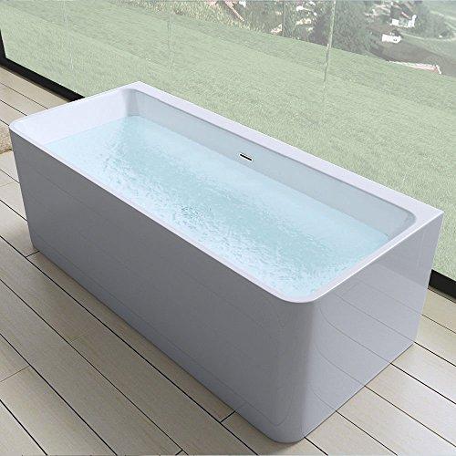 luxus badewanne freistehend vicenza601oa in wei ohne. Black Bedroom Furniture Sets. Home Design Ideas