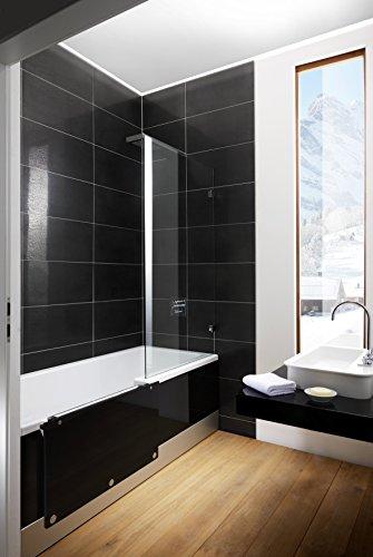 Badewanne mit Tür | Tür in der Badewanne | Seniorenbadewanne