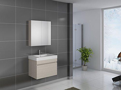 sam badm bel set parma 70 cm designer badset mit softclose funktion wahlweise als 3 4. Black Bedroom Furniture Sets. Home Design Ideas