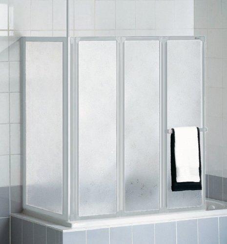 Faltwand | Badewanne Duschabrennung | Badewannenfaltwand