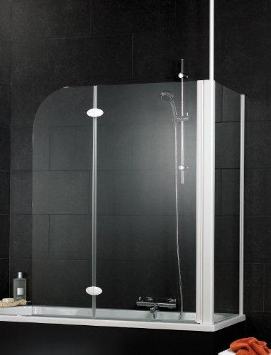 schulte d3381 badewannenfaltwand badewannenaufsatz. Black Bedroom Furniture Sets. Home Design Ideas