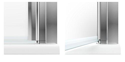 schulte pendelt r mit seitenwand 192 cm hoch duschwand. Black Bedroom Furniture Sets. Home Design Ideas