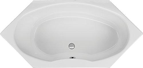 sechseck Badewanne | Badewanne 190x90x485 cm