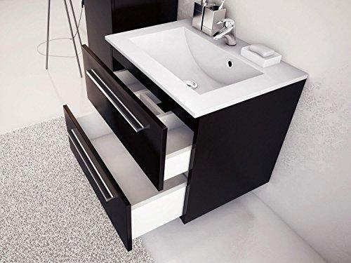 Favorit Sieper Libato Waschtischunterschrank + Leuchtspiegel - 60 cm 90 cm DV31