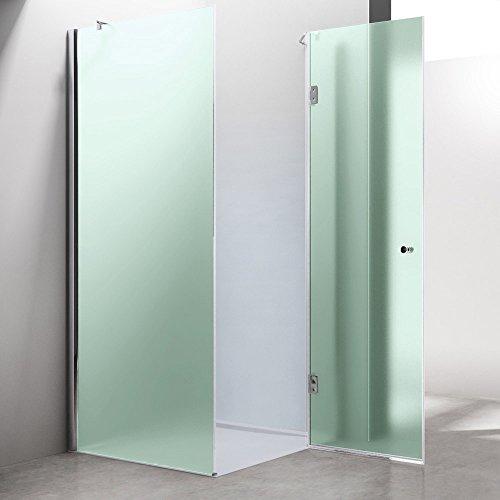 Dusche | Eckdusche | Duschkabiene eckig | 100x100x190 cm Dusche | Eckdusche aus Sicherheisglas