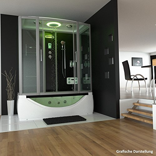 tronitechnik duschtempel whirlpool badewanne. Black Bedroom Furniture Sets. Home Design Ideas