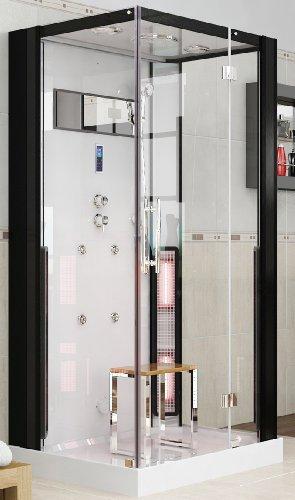 weltneuheit infrarotdampfdusche ios infrarotkabine. Black Bedroom Furniture Sets. Home Design Ideas