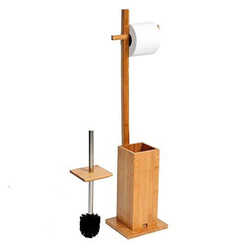 WC Bürstenhalter stehend | badzubehör WC - Halter