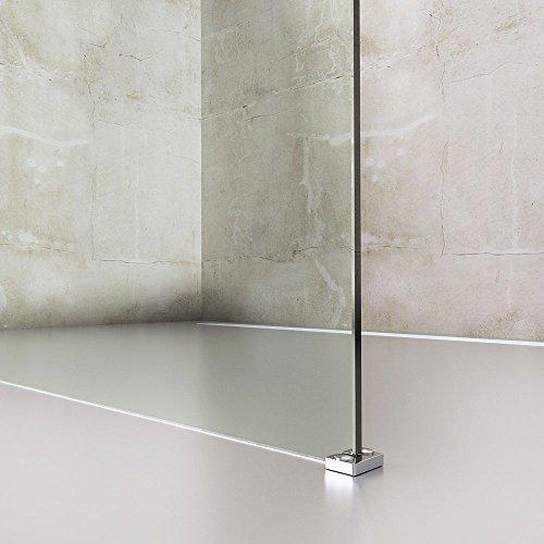 walk in duschwand bremen1ms 8mm esg sicherheitsglas mit. Black Bedroom Furniture Sets. Home Design Ideas