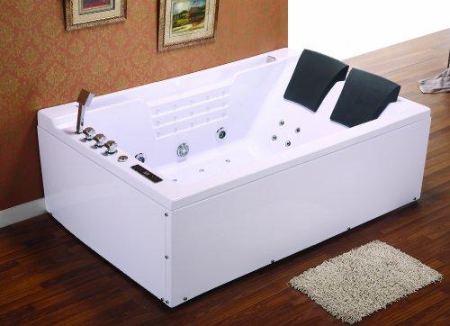 whirlpool badewanne a806 whirlwanne vollausstattung heizung 30 d sen. Black Bedroom Furniture Sets. Home Design Ideas