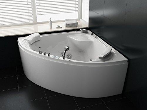 whirlpool perth 2 personen badewanne whirlwanne 160x160 cm On whirlpool badewanne 160 cm