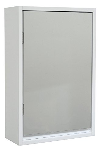 Badezimmer Spiegelschrank  | Spiegelschrank weiß