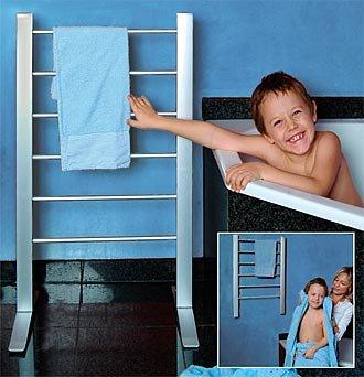 Elektrischer Handtuchhalter & Wäschewärmer  | Elektrischer Handtuchhalter