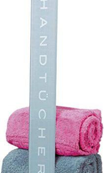 handtuchhalter | bis zu 8 handtücher | 8 handtücher halterung