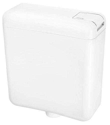 spülkasten mit 69 Liter   Spülkasten mit Start -Stop Funktion   69 liter weißer spülkasten
