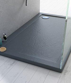 Duschwanne 70x100 cm | Rechteck Duschwanne