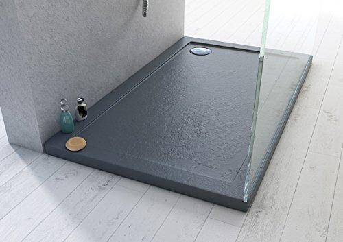 Duschwanne 70x100 cm | Rechteck Duschwanne | Duschtasse