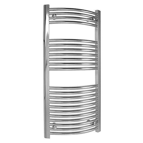 50x80 cm Heizkörper | Silber Heizkörper | Badheizkörper silber | Badheizung 50x80 cm
