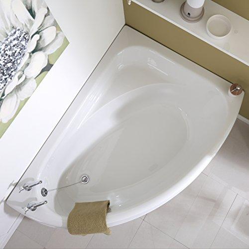 150x102 cm Badewanne | eck Badewanne