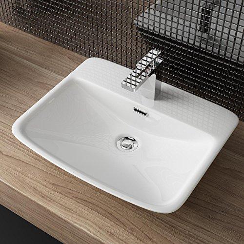 Waschbecken waschtisch full size of schale oval - Wand wc caramel ...