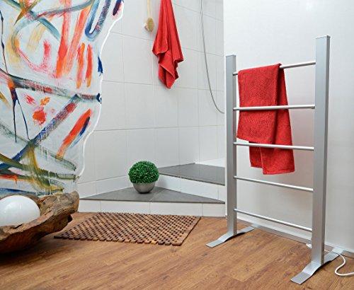medion md 15988 elektrischer handtuchheizk rper beheizbarer handtuchw rmer. Black Bedroom Furniture Sets. Home Design Ideas