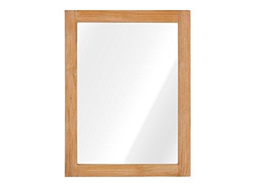 Natur Holz Badezimmer Spiegelschrank || Badezimmer Spiegelschrank