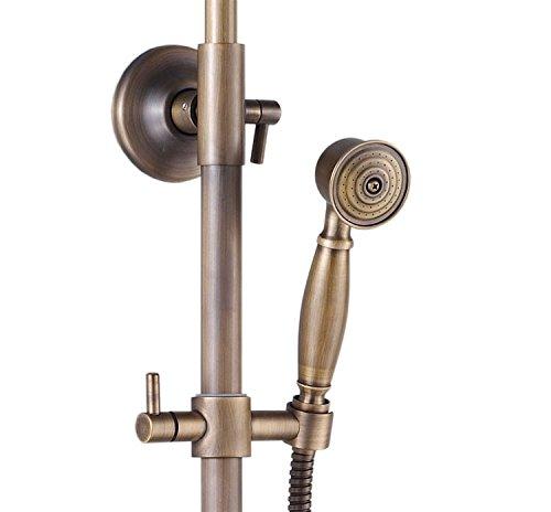 Retro Duschset , Regenschauer Dusche , Antik Messing Dusche