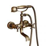 Messing Badewane Wasserhanh | Handbrause Messing | Badezimmer Armatur