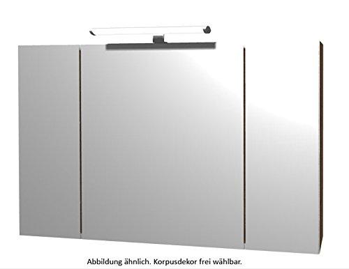 pelipal solitaire 6110 spiegelschrank sps 03 comfort f b 110 cm. Black Bedroom Furniture Sets. Home Design Ideas