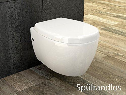Spulrandloses Taharet Design Dusch Wc Aus Keramik Wand Wc Mit