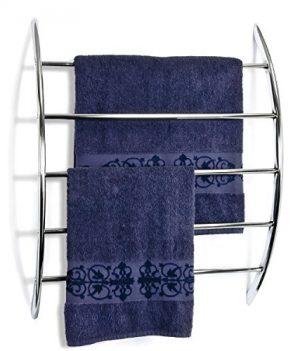 Handtuchhalter mit stangen | 5 stangen für handtücher | handtuchhalter mit 5 stangen